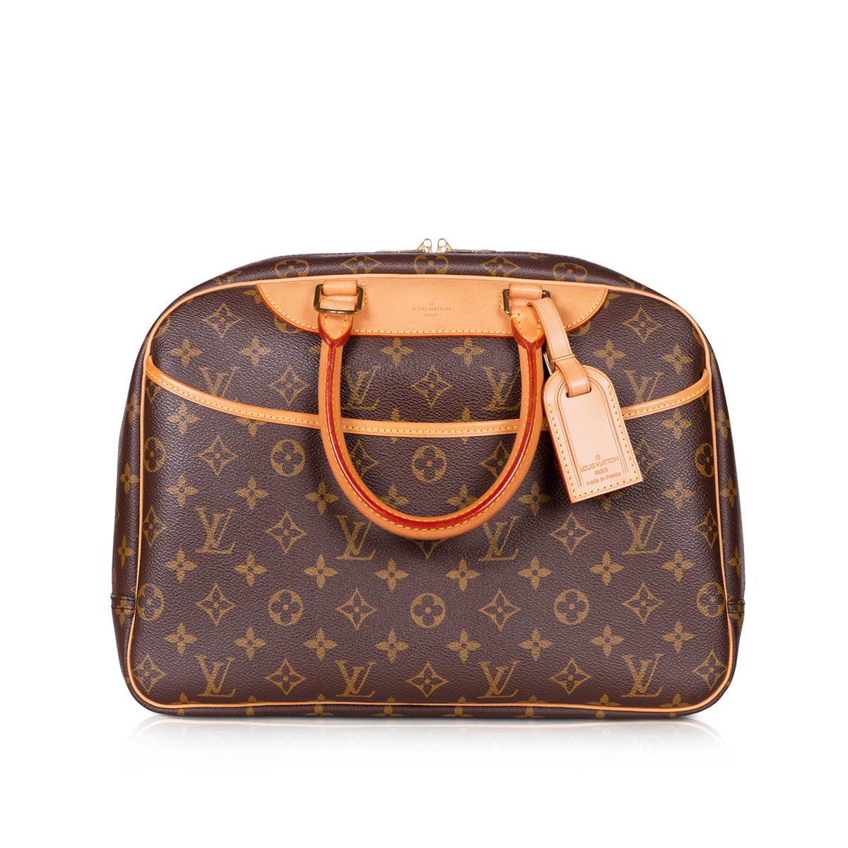 c43be0ce0e75 Louis Vuitton Deauville - Seasons Vintage